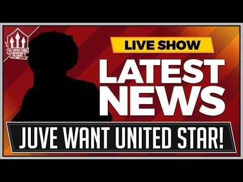 JUVENTUS Bid For MANCHESTER UNITED Star! Plus Serge AURIER To MAN UTD Transfer News