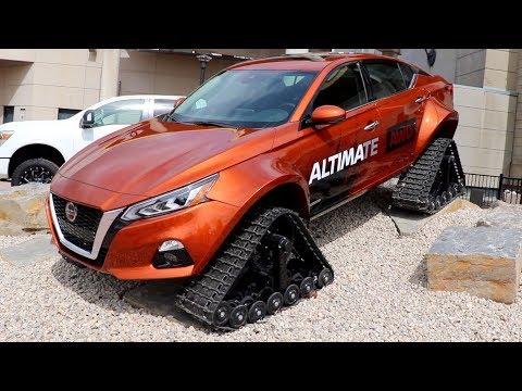 2019 Calgary International Auto & Truck Show // Fish Creek Nissan