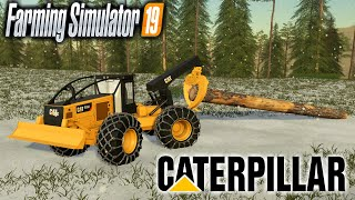 Last Forestry For 2019 Logging At Snow Expert Level Gaming Farming Simulator 2019