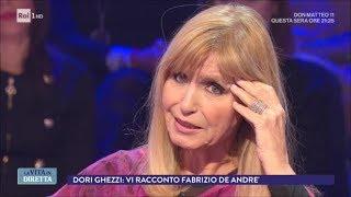 Dori Ghezzi: vi racconto Fabrizio De André (2^ parte) - 15/02/2018