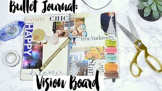 Vision Board  + Giveaway Winner!