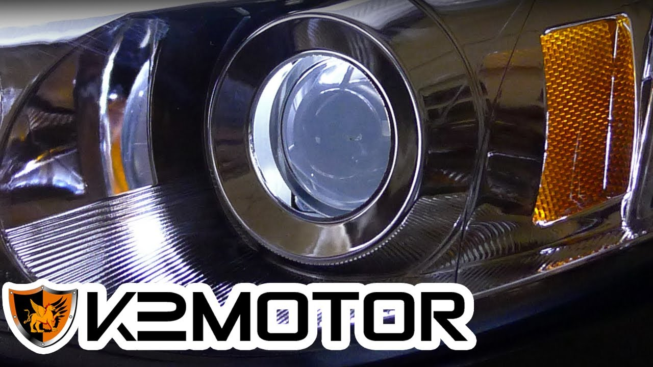 K2 Motor Installation Video How To Replace Light Bulbs On Tm