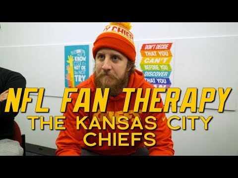 NFL Fan Therapy: The Kansas City Chiefs