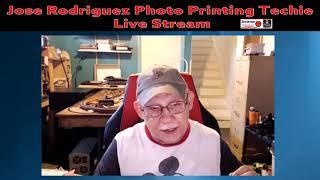 Jose Rodriguez Live Stream 6:00PM 3-23-2019 Eastern Time USA