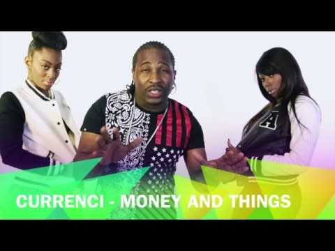 CURRENCI- MONEY AND THINGS [2015 PANDORA RIDDIM]