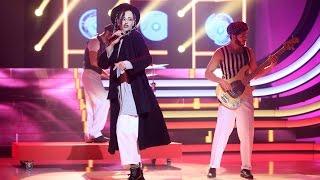 Esther Arroyo imita a Boy George de Culture Club - Tu Cara Me Suena