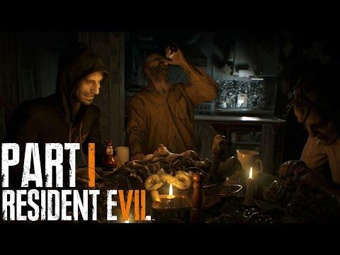 DAS BESTE HORRORSPIEL 2017! | Let's Play Resident Evil VII #1 (Deutsch/German)
