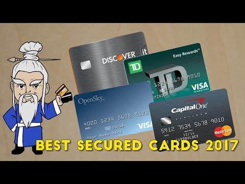 What Is The Best Secured Credit Card