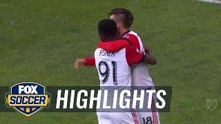 San Jose Earthquakes vs. D.C. United | MLS Highlights | FOX SOCCER