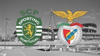 SPORTING 1-1 BENFICA (DIRETO) CMTV