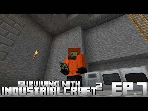 Surviving With IndustrialCraft 2 :: Ep.7 - Processing Uranium