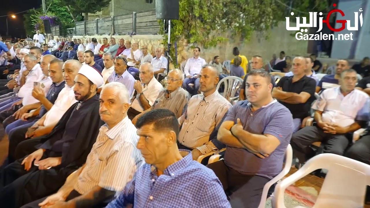 غانم الأسدي حفلة مجد نصار