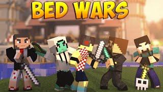 Minecraft Bed Wars #27 - Редкая карта