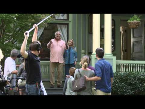 Vacation: Behind the Scenes Movie Broll 1- Ed Helms, Chevy Chase, Christina Applegate