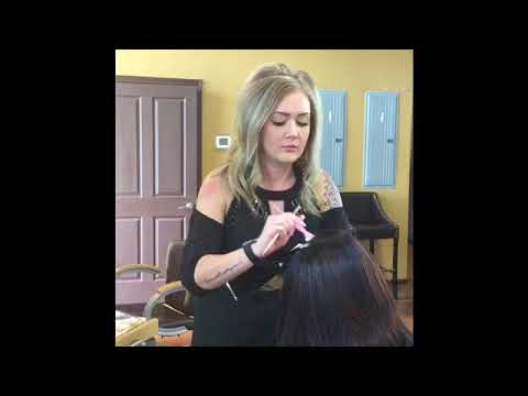 Redken Artist Audition 2018 Mickena Gallardo