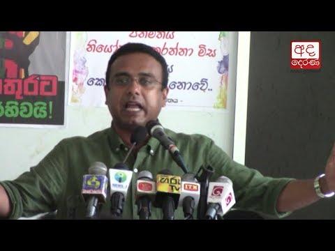 Stood up against injustice - Manusha Nanayakkara