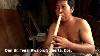 Teknik Suling Bali - Stafaband