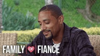 Keron Is Asked About His Feelings Towards His Fiancé's Ex-Girlfriend | Family or Fiancé | OWN