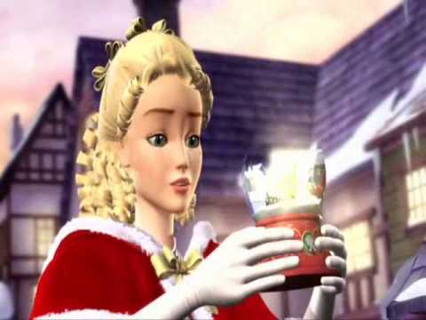 Barbie in a Christmas Carol - Deck The Halls - YouTube