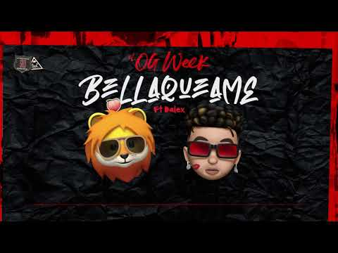 Miky Woodz feat Dalex -  Bellaqueame