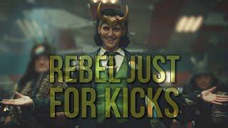 Loki || Feel It Still