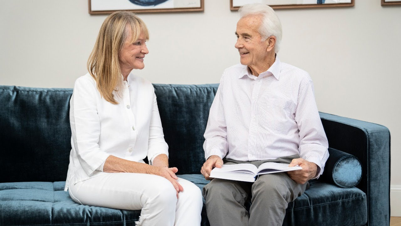 Klartext Ernährung – LIVE Lesung mit Dr. Petra Bracht & Prof. Claus Leitzmann