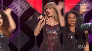 Taylor Swift - ME! - Live at the Z100 iHeartRadio Jingle Bell Ball 2019