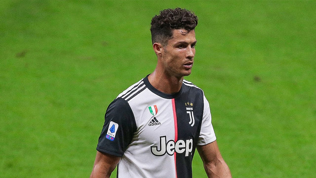 Cristiano Ronaldo Can't Stop Scoring - YouTube