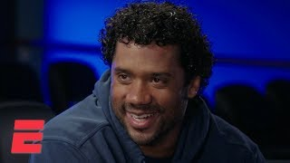 Russell Wilson talks Seahawks' Super Bowl hopes, Sounders ownership, more | NFL on ESPN