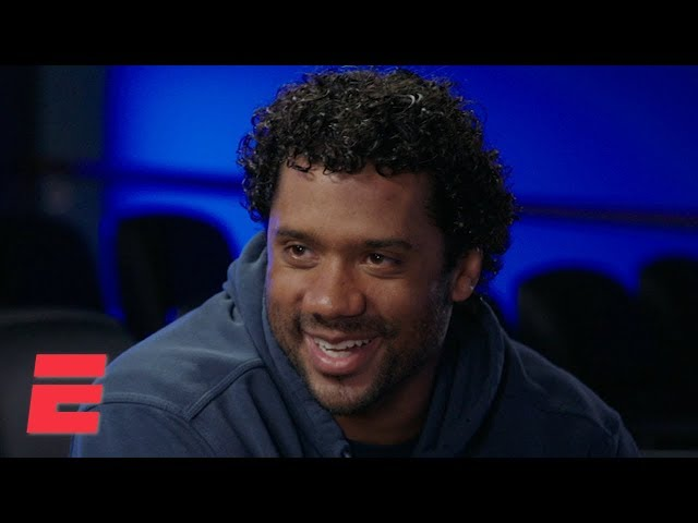 Russell Wilson talks Sounders, Super Bowl, Ciara and Pete Carroll's shoes | NFL on ESPN