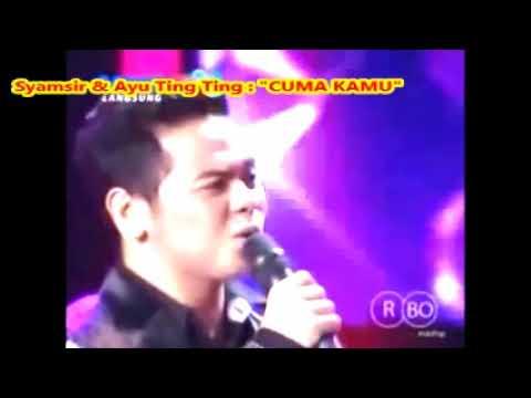 (0,965)  Konser KDI 2014 :  CUMA KAMU -- Vokal  :  Ayu Ting Ting & Syamsir