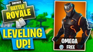 TOP FORTNITE PLAYER! UNLOCKING *NEW* OMEGA SKIN FAST || 700+ WINS! (Fortnite: Battle Royale)