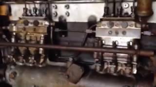 Latil moteur 6 cylindres
