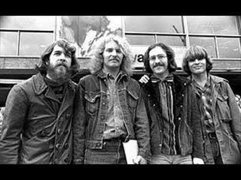 Creedence Clearwater Revival: Bad Moon...