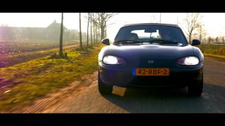 Mazda MX-5 in 4K Ultra HD