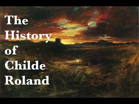 """The History of """"Childe Roland"""" - Bookworm History"""