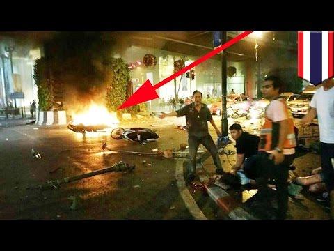 Bangkok bomb: Deadly explosion near Erawan shrine rocks Thailand's capital - TomoNews