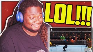 Baixar WWE Top 20 Unexpected Moments of 2019 REACTION!!!