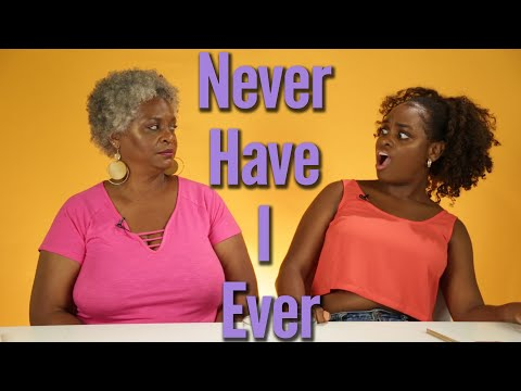 DJ Shante - Black Parents Play Never Have I Ever With Their Kids