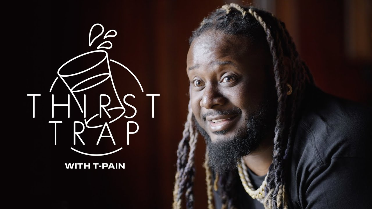 T-Pain Would Love to Hear Lizzo with Autotune and Does Push-Ups with Diddy on Thirst Trap