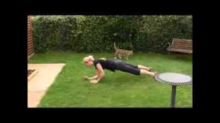 JB Personal Training November 2013 Challenge of the Month
