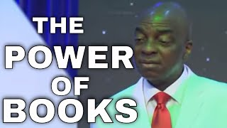 Sept 2019 | The Power Of Books By Bishop David Oyedepo #newdawntv #bishopdavidoyedepo