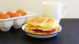 5-Minute Breakfast Sandwich
