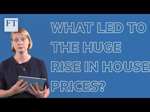 What Led To The Huge Rise In Property Prices?
