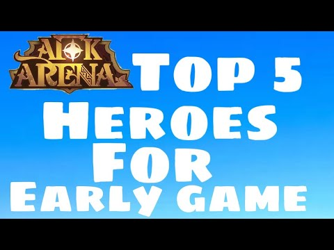 Tips, Cheats and Guide on How to Play in AFK Arena & Tier List - Akanagi