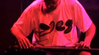 """PEREZ SCHNEIDER (PRESTO VIVACE) """"Drifting"""" (A.Mckee) Bass solo en vivo"""