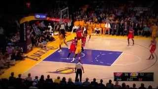 Lakers vs. Wizards ||FULL HD HIGHLIGHTS|| March 22th, 2013
