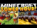 THE  1 GAME IN MINECRAFT REALMS   TOWER HOUR
