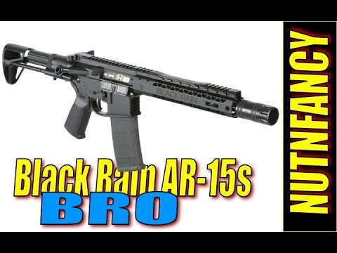 Black Rain ARs Any Good? Police Officer Review