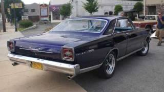 1966 Ford Galaxie Project: A Yearlong Journey